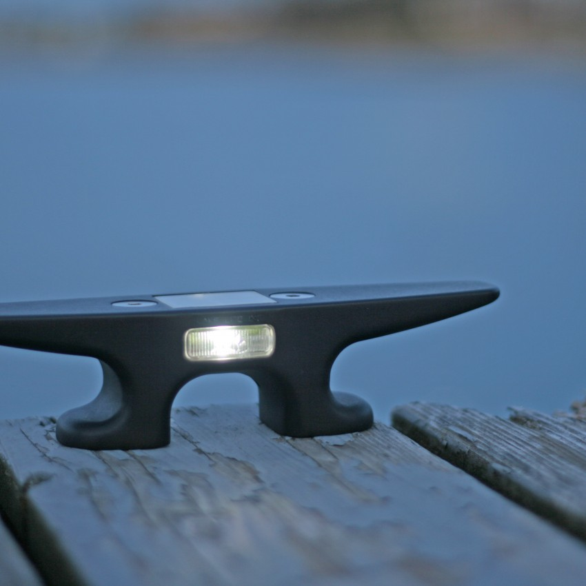 Rectangle Solar Dock Post Lights Mc Docks