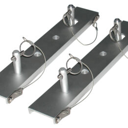 Ladder Quick Release Mounting Plates