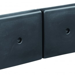 Molded Square Side Bumper