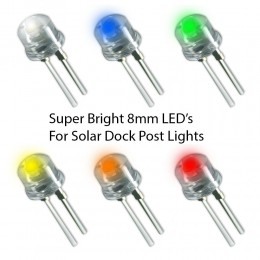 Replacement Mega Bright LED Light Bulbs