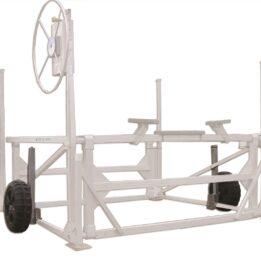 Smarte Jack Retractable Wheel System