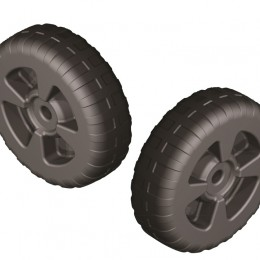 Heavy Duty Plastic Boat Lift Wheel
