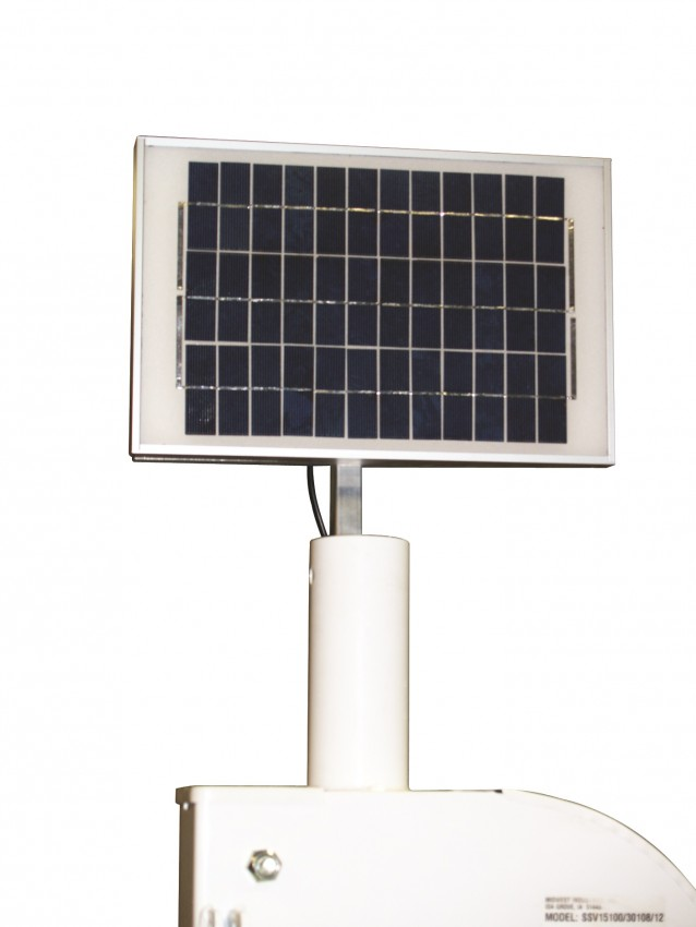24 Volt Solar Charging System