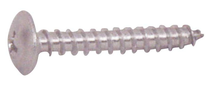 Stainless Steel Boat Dock Bumper Screws