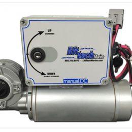 Lift Tech DC Drive Motors