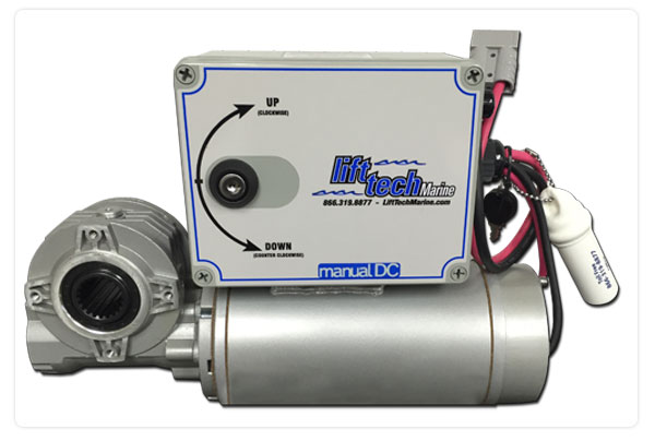 Lift Tech DC Drive Motors