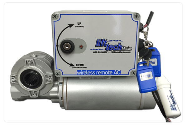 Lift Tech AC Drive Motors